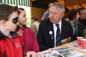 Bevrijdingsfestival 2014 ontmoeting met veteranen (67)