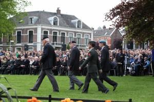 Dodenherdenking Zwolle 2014 (5)