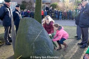 Herdenking monument Eikenlaan Berkum 2014 (8)