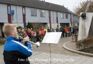 Herdenking monument Pilotenlaan 2014 (2)