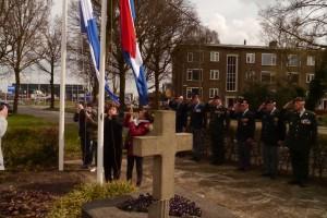 Herdenking monument Meppelerstraatweg 2016